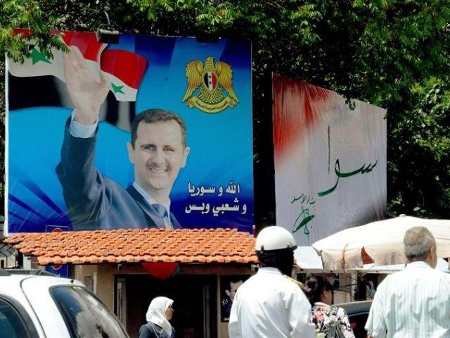 Bashar al Asad will run for a third presidential term.