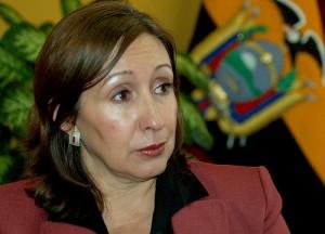 ENTREVISTA  A DORIS SOLÍZ,  MINISTRA COORDINADORA DE LA POLÍTICA