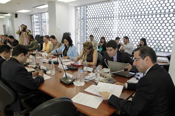 The Economic Development Commission of the National Assembly, presided by Assemblyman Juan Carlos Casineli (AP), unanimously adopted the report of the first debate on the Draft Organic Law of the Public Service of Electric Power.