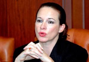Maria Fernanda Espinosa, defense minister of Ecuador.