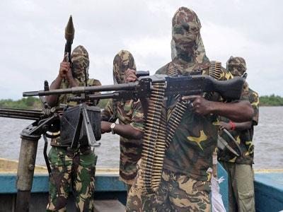Boko Haram militia.