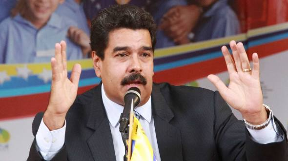 6 out of 10 Venezuelans disapprove with Nicolas Maduro's Government.