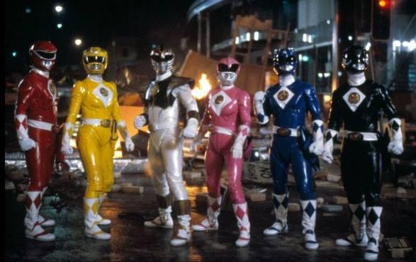 """Mighty Morphin Power Rangers: The Movie"" (1995)"
