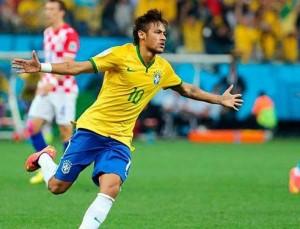 Brazilian forward Neymar. Photo: EFE