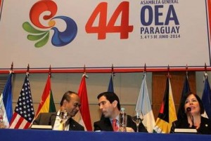 OEA-Asamblea-Paraguay-cancilleres