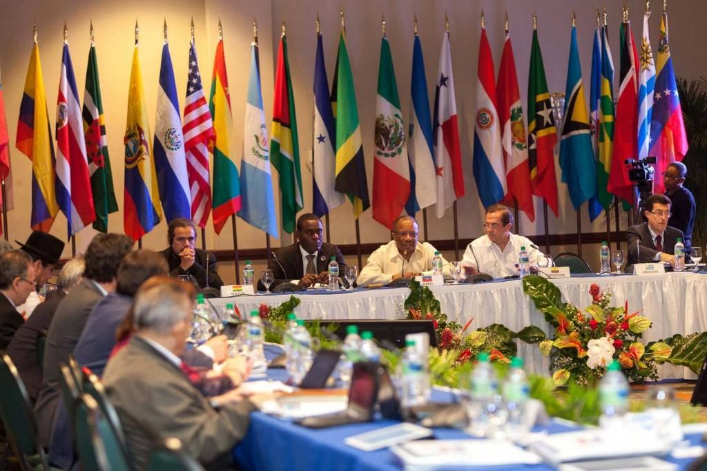 OAS chancellor meeting