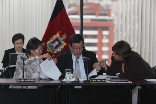 The CNJ will renew its judges.