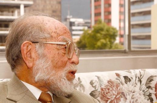 Julio Cesar Trujillo, legal representative of YASunidos.