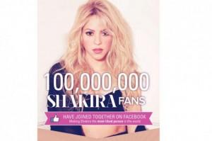 Shakira-100-millones-fans-facebook