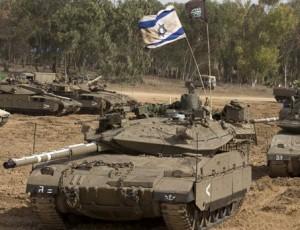 Tropas-israelitas-desplazan-franja-de-gaza