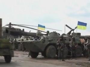 Tropas-tanques-Ucrania-Donetsk