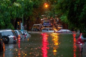 Storm Floods Buenos Aires