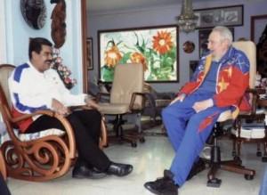 Fidel-Castro-visita-Maduro-ayuda-Gaza