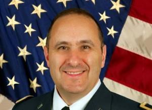 U.S. Army General Harold Greene.