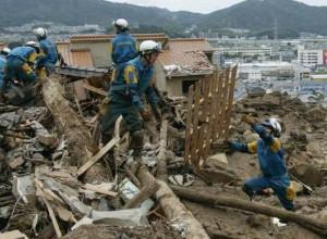 Hiroshima-rescate-victimas-deslaves-Japon