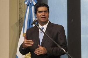 Capitanich conferencia de prensa 25 marzo 2014