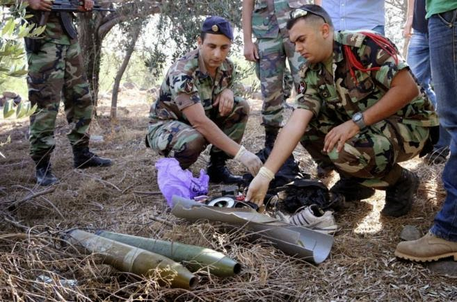Lebanese security forces confirmed the launching of two rockets to Israel.