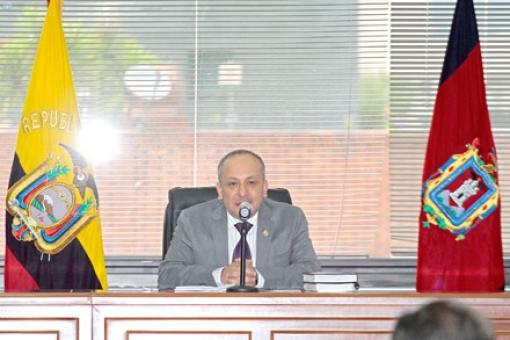 Paul Iniguez postponed the hearing until next Monday.