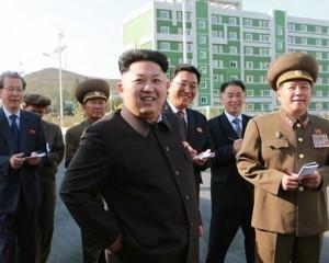 Photo: North Korea''s Central News Agency (KCNA)