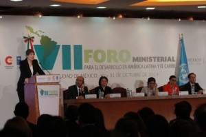 The Seventh Ministerial Forum on Development in Latin America and the Caribbean, seeks to analyze various approaches to overcome social inequality by means of social inclusion, tax equity and effective institutions.