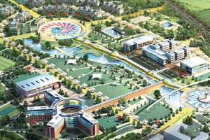 Yachay Tech is the first experimental scientific technological university in the country, considered as 'The City of Knowledge', as it also includes a scientific technology park.