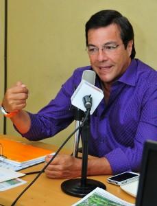 Prefect of Guayas, Jimmy Jairala