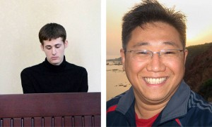 The Americans Matthew Todd Miller and Bae Kenneth were released by North Korea on Saturday November 8, according to the State Department of the United States. AFP