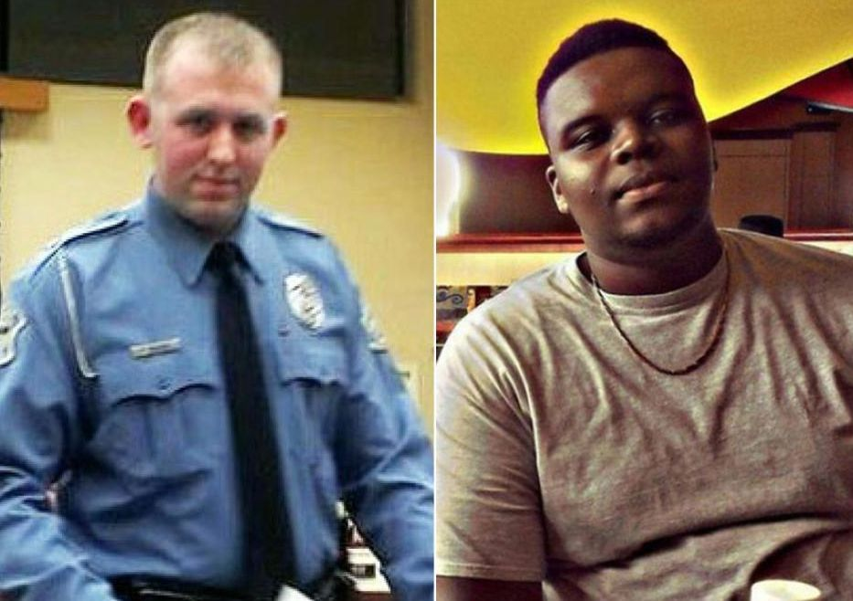 The police officer from Ferguson, Darren Wilson has not been indicted on charges related to the shooting of unarmed teenager, Michael Brown.