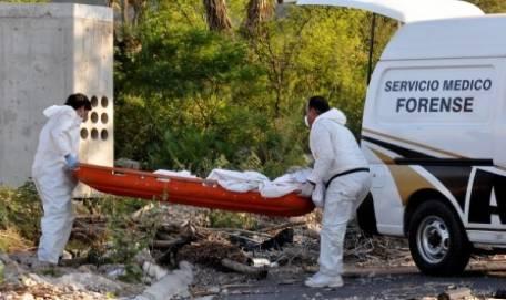 Mexico-once-cadaveres-encontrados-carretera-Guerrero