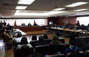 www.eltiempo.com.ec audiencia de juzgamiento para policias en caso las dolores