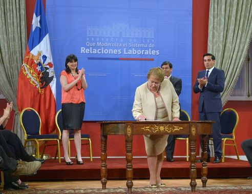 Presidency of Chile