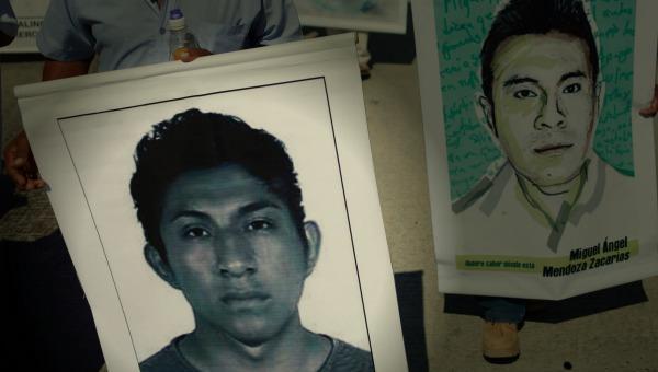 Alexander Mora Venancio, uno de los estudiantes desaparecidos indentificado. Reuters
