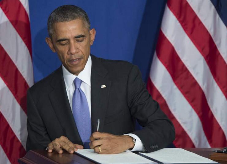 Obama-firma-sanciones-senado-contra-Venezuela