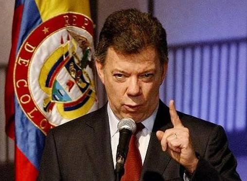 Santos-FARC-no-acepta-condiciones-cese-fuego-unilateral