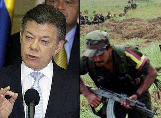 Santos-FARC-niega-negociar-estructura-policial