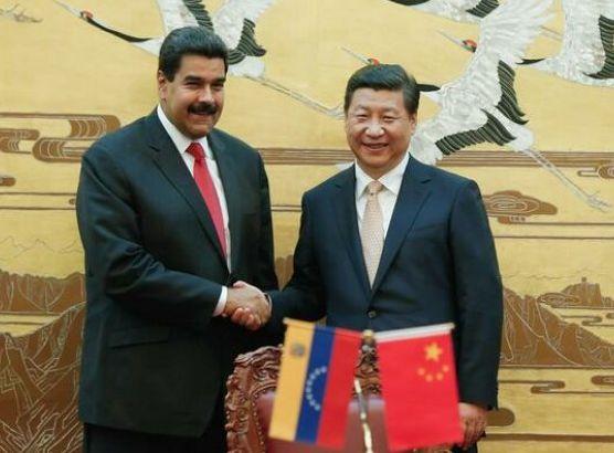 Venezuela-Maduro-China-busqueda-apoyo-financiero