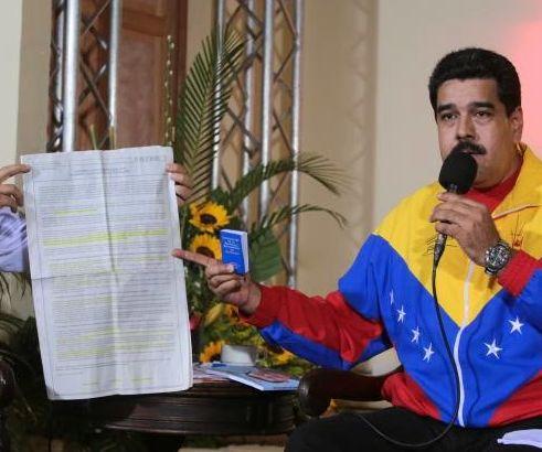 Maduro-Gobierno-Venezuela-frustra-atentado-golpista-militares