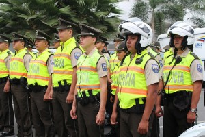 The Interior Ministry removed 97 police officers from the institution for collaborating with organized crime