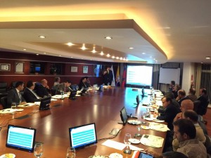 Pichincha Employers expressed their doubts before the Committee on Economic Regime of the National Assembly.(Source: Twitter).