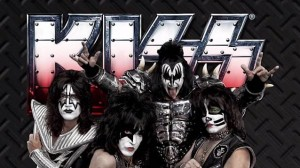 The rock band KISS