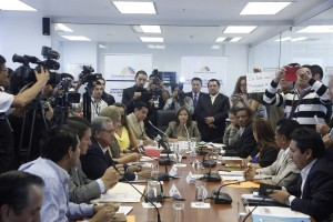 Tomorrow will take effect the second and final debate of the bill for Labor Justice.(source: El Universo).