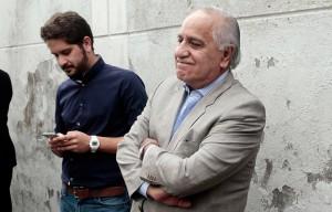 Fernando and Luis Vivanco. (Source: El Universo).