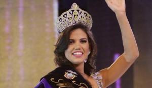 Francesca Cipriani, Miss Ecuador 2015 (Source: El Telégrafo)