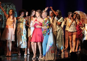 The Ecuador Fashion Week (EFW) will start this Fiday, September 17.