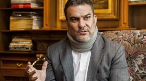 Interior Minister Jose Serrano.