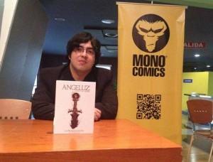 Image: Mono Comic Facebook