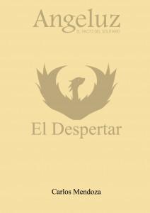 ANGELUZ- EL DESPERTAR-COVER-CARLOS MENDOZA- ECUADOR