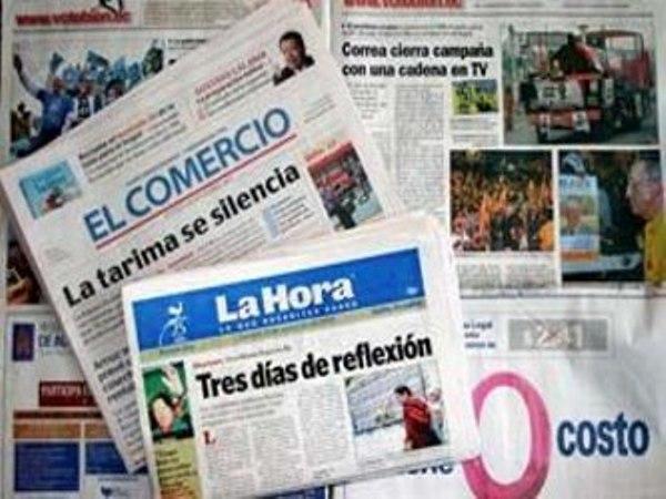 LIBERTAD DE PRENSA-ECUADORTIMES-ECUADORNEWS