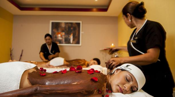 Chocolate offers many cosmetic benefits