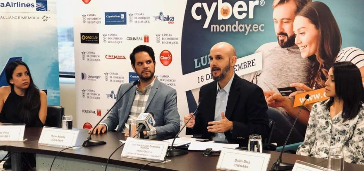 The tenth edition of Cybermonday will be held in Ecuador on September 16